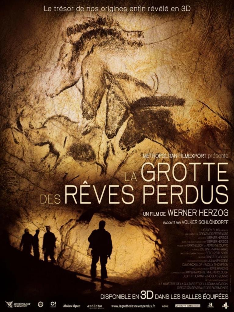 La Grotte des rêves perdus / Werner Herzog, réal. | Herzog, Werner. Monteur. Scénariste. Interprète
