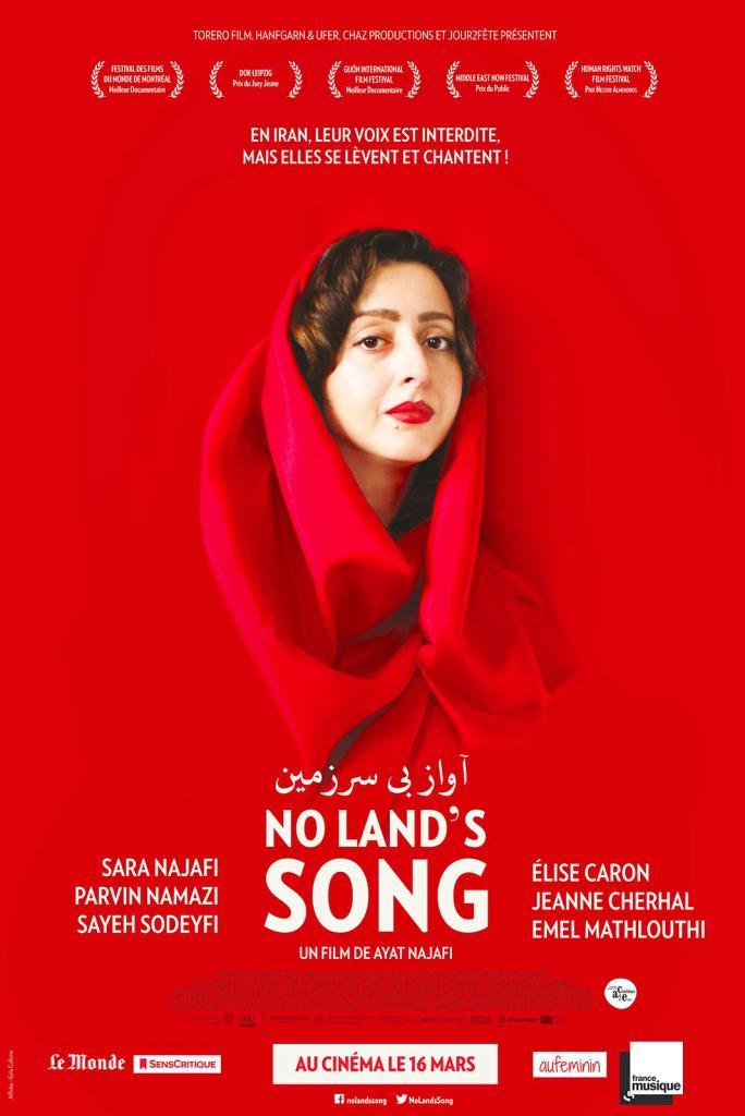 No land's song / Ayat Najafi, réal. | Najafi, Ayat. Monteur