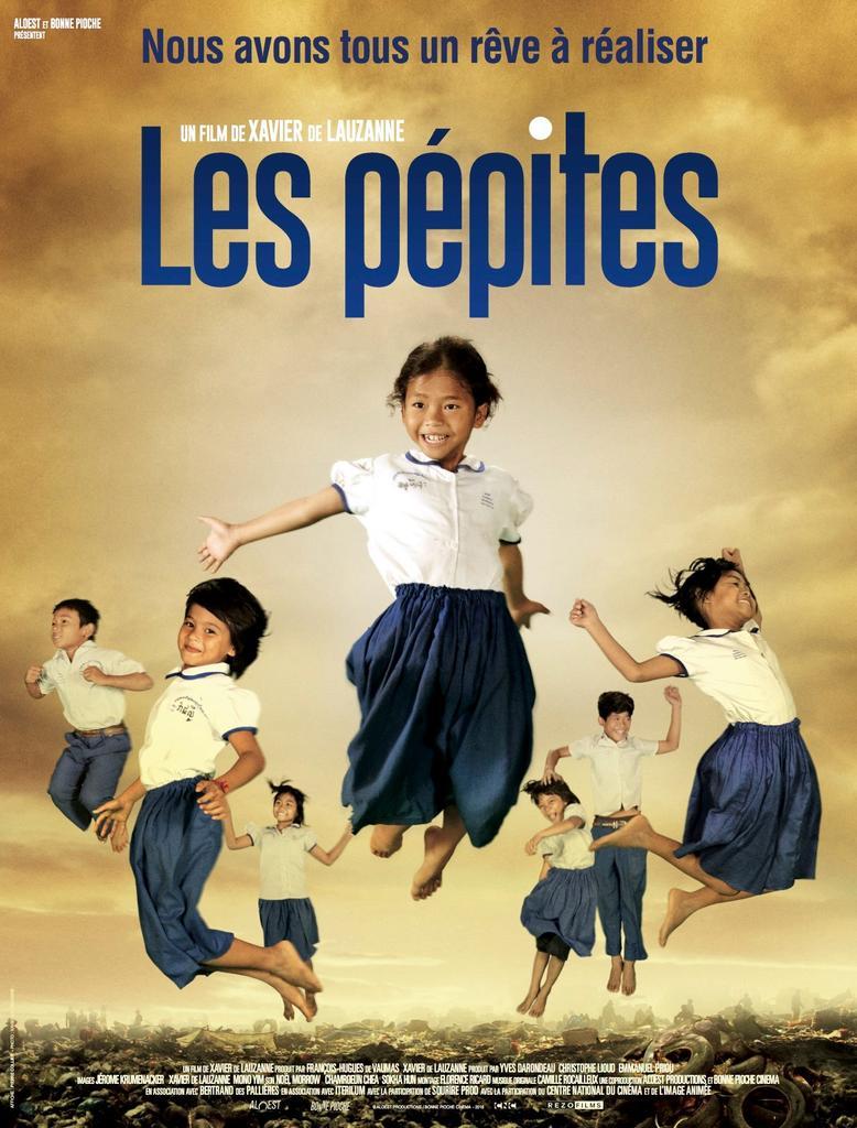 Les Pépites / Xavier de Lauzanne, réal. | de Lauzanne, Xavier. Metteur en scène ou réalisateur