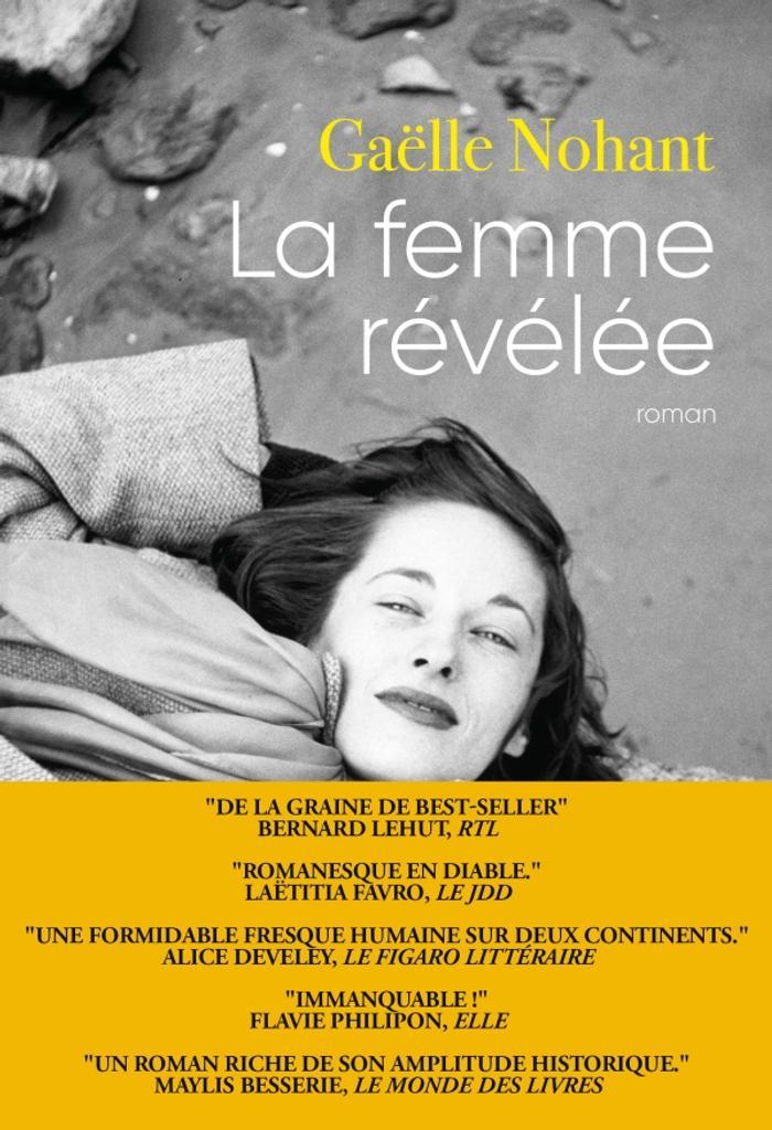 La Femme révélée | Nohant, Gaëlle