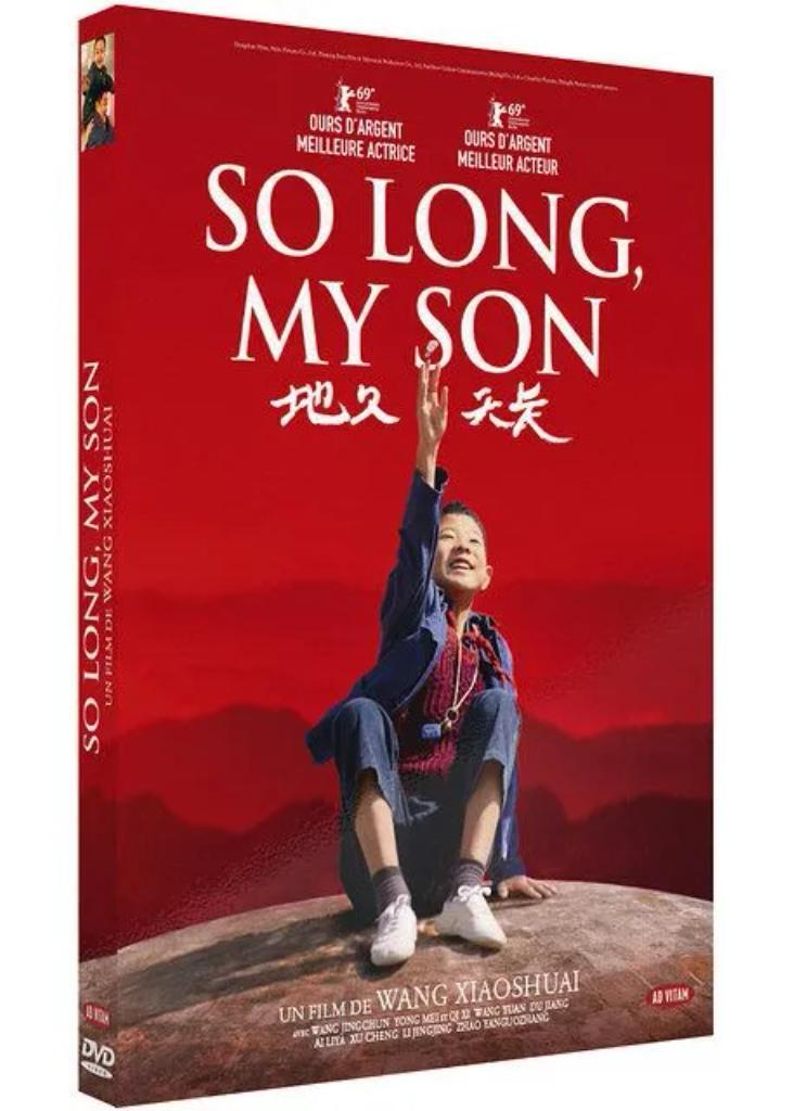 So long, my son = Di jiu tian chang / Wang Xiaoshuai, Réal. |