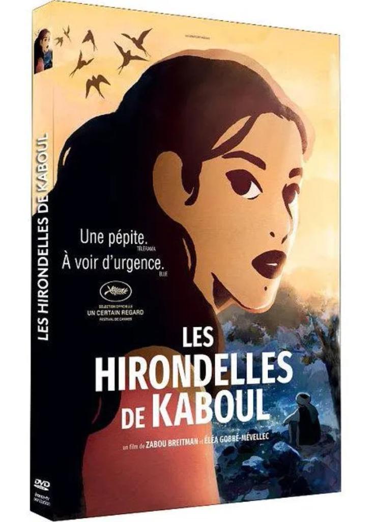 Les Hirondelles de Kaboul / Zabou Breitman; Eléa Gobbé-Mévellec, Réal. |