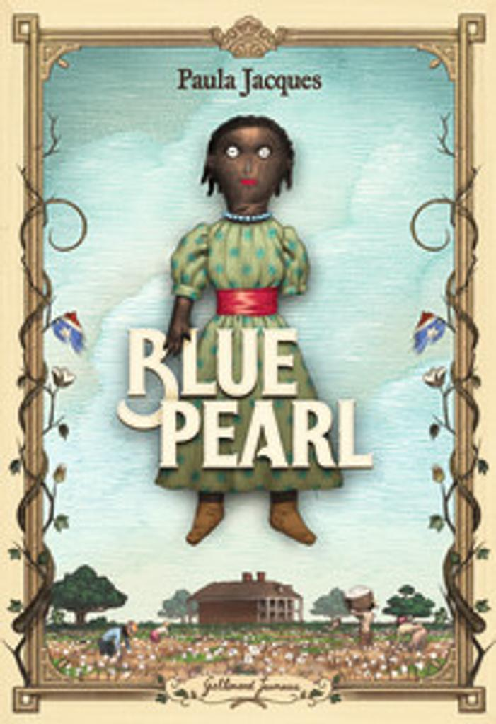 Blue Pearl | Jacques, Paula
