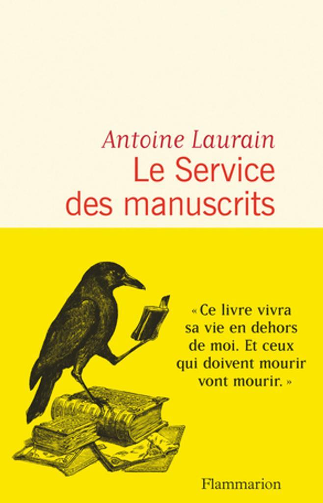 Service des manuscrits (Le) |