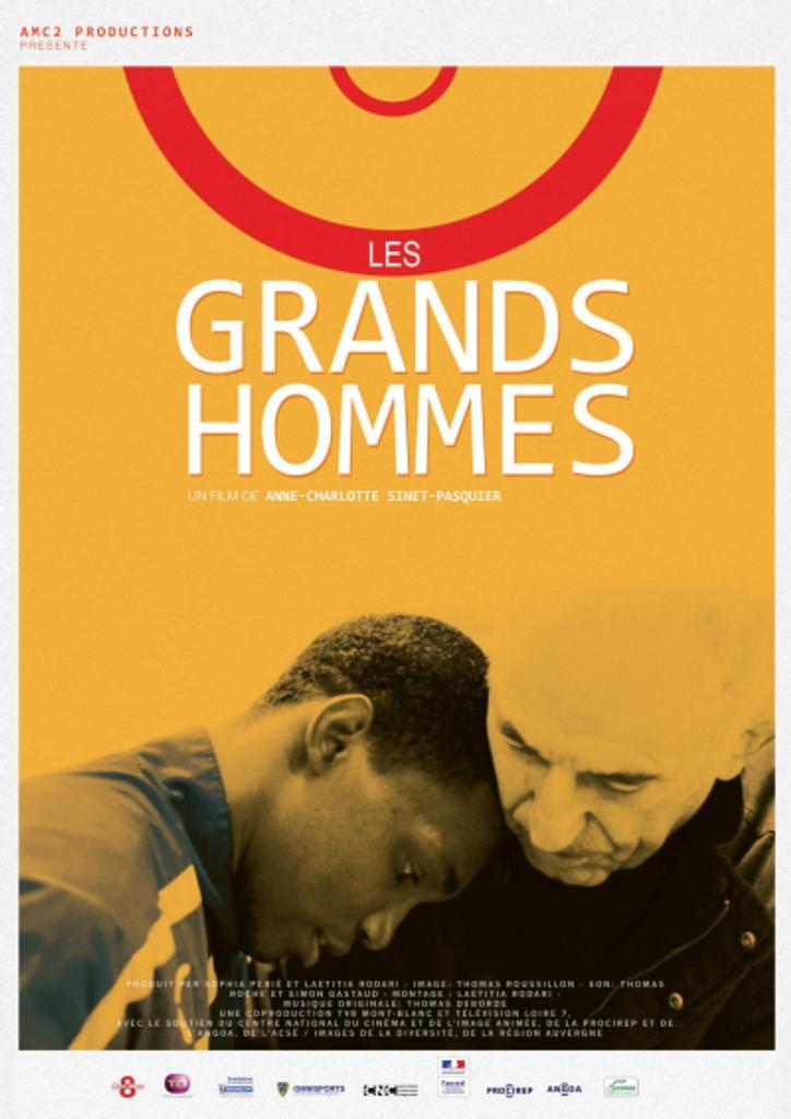 Grands hommes (Les) / Anne-Charlotte Sinet-Pasquier | Sinet-Pasquier, Anne-Charlotte. Monteur