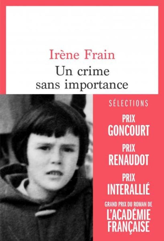 Crime sans importance (Un) | Frain, Irène