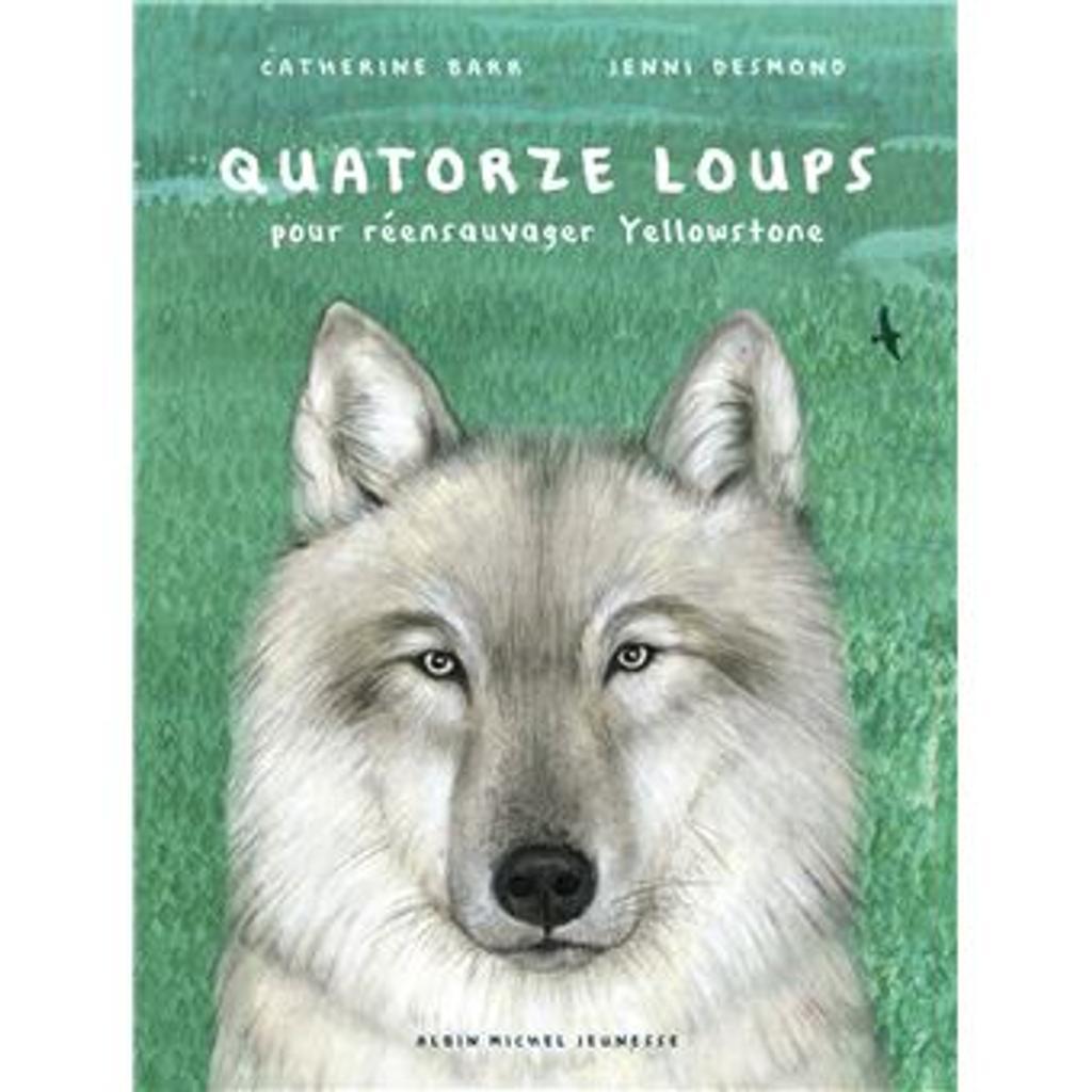 Quatorze loups pour réensauvager Yellowstone |