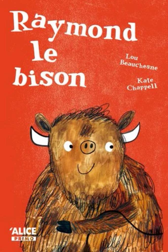 Raymond le bison |